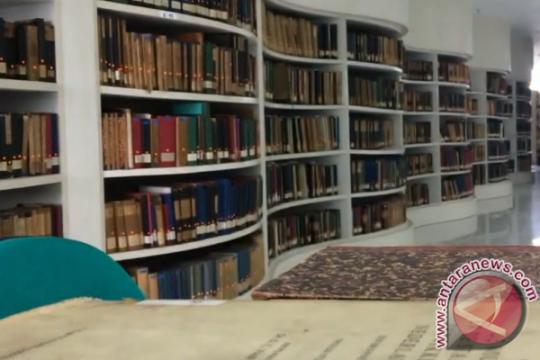 Perpusnas: Minat baca di Indonesia masih rendah