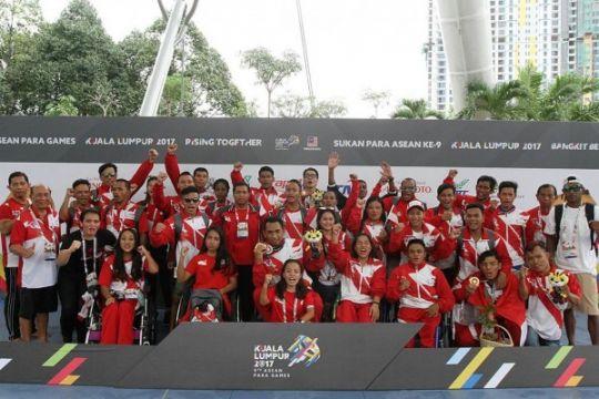 Wakil PM tutup ASEAN Para Games, Indonesia juara umum