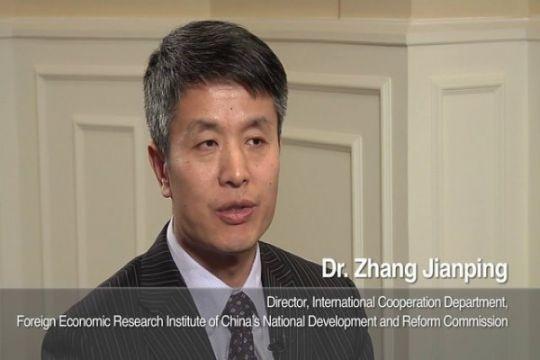 """Belt and Road Initiative"" strategi kerja sama regional China"