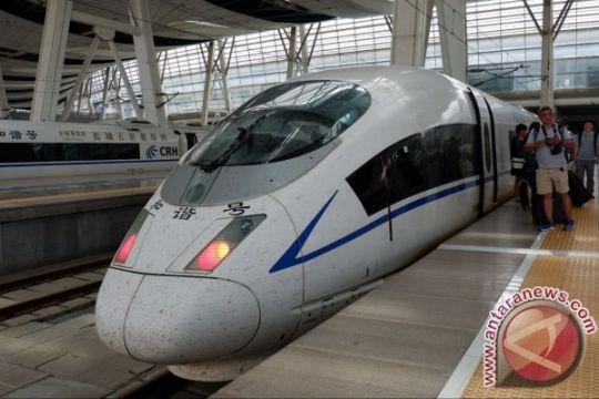 14 KA cepat Beijing-Shanghai berhenti beroperasi