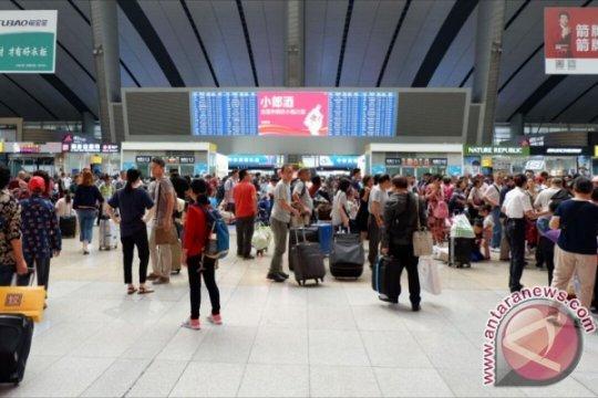 Pelaku pembocoran data jutaan penumpang ka di China ditangkap