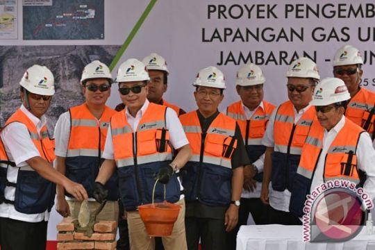 Pertamina optimistis pipa gas Gresik-Semarang selesai 2018