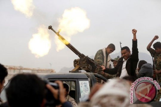Investigasi PBB: Houthi bertanggung jawab atas serangan bandara Aden
