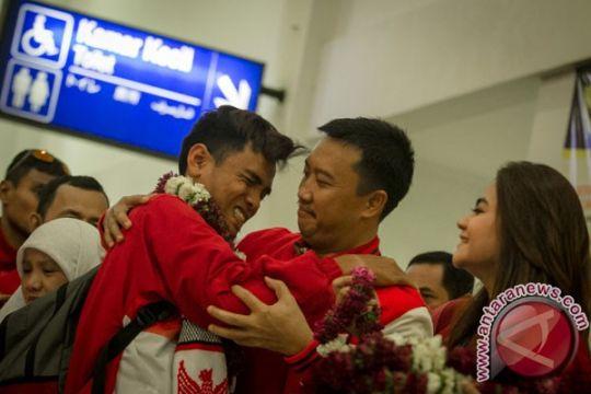 Menpora sambut kontingen NPC Indonesia