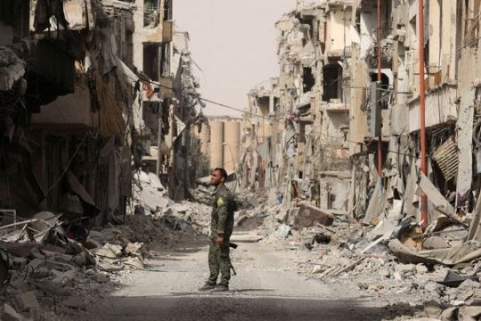 Pemberontak Suriah lihat Idlib sebagai kemenangan, Damaskus ujian bagi Turki