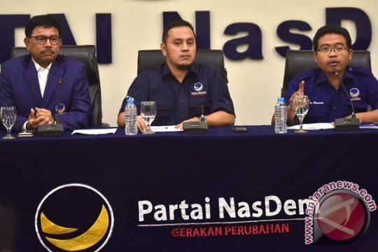 Partai NasDem ganti 17 bacaleg mantan koruptor