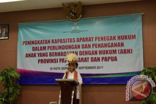 Menteri Yohana dorong penguatan penegak hukum untuk perlindungan anak