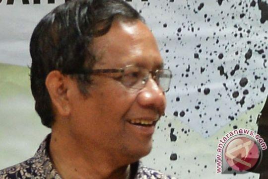 Mahfud: pemilihan hakim konstitusi sudah sesuai posedur