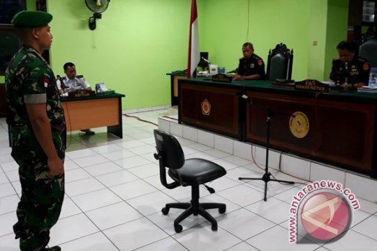 Hakim militer pertama kali diberhentikan karena selingkuh pada 2019