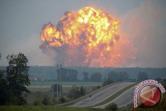 Kebakaran hutan di Ukraina tewaskan sedikitnya delapan orang