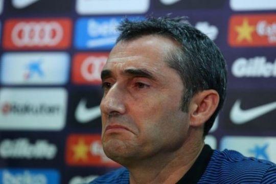 Apologi Valverde gagal bawa Barcelona ke semi final