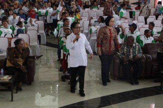 Menteri PPPA kampanyekan Bersama Lindungi Anak