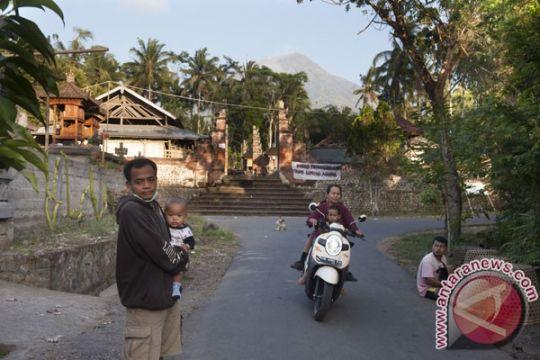 KPU gelar rapat soal dampak Gunung Agung terhadap Pilkada