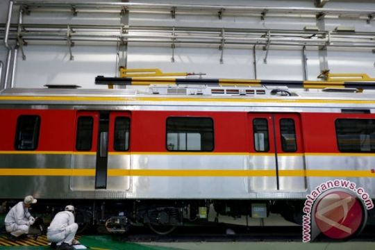 Chengdu persingkat jalur ekspor-impor dengan kereta