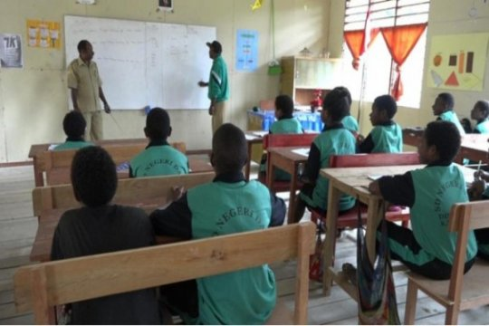 Diduga mengungsi, tujuh pelajar SMK Kenyam-Nduga, Papua tak ikut UNKP