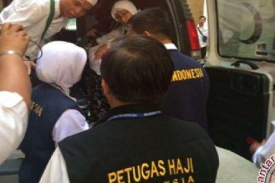 Haji Embarkasi Padang yang wafat di Tanah Suci jadi sembilan orang
