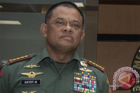 Gatot Nurmantyo: saya masih tetap prajurit TNI