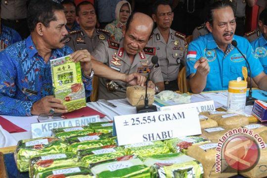 Kapolda Riau minta pengusaha hotel & hiburan jaga kamtibmas