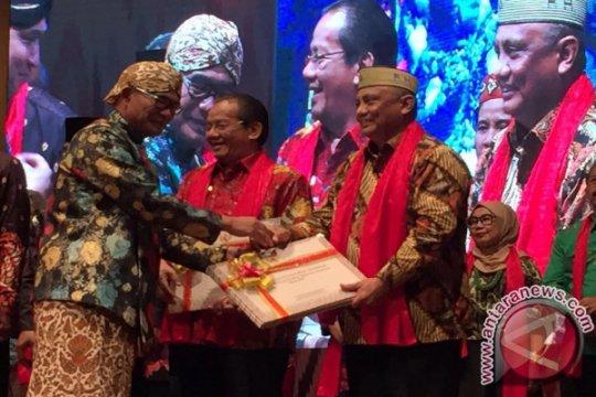 Tujuh karya budaya warga Gorontalo masuk Warisan Budaya Tak Benda