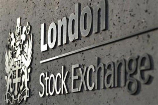 Indeks FTSE-100 Inggris berakhir 0,46 persen lebih rendah