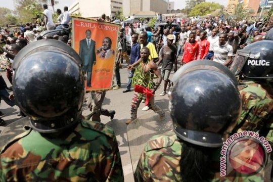 Oposisi Kenya peringatkan akan kekerasan jika pemilu dipaksakan