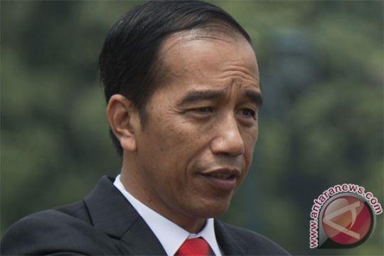 Presiden Jokowi janjikan rusun untuk santri Ponpes Darul Arqam