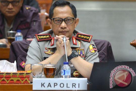 Jenderal Polisi Tito Karnavian sudah minta maaf