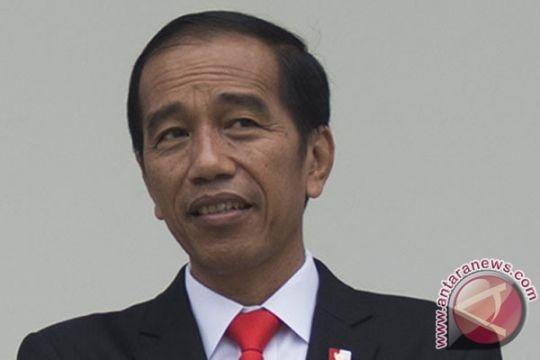 Presiden Jokowi minta Setnov ikuti proses hukum