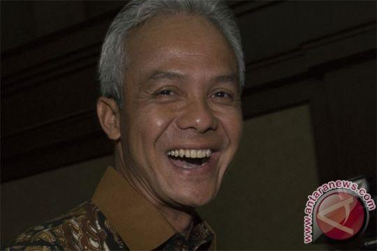 Ganjar akhiri kampanye Pilkada dengan temui adik Sudirman Said