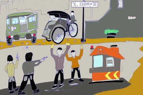 Polisi ringkus perampok minimarket di Jakarta Barat