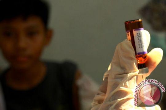 Cakupan imunisasi MRP 14 kabupaten Papua di bawah 95 persen