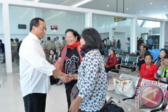 Pemerintah akan perbanyak frekuensi penerbangan ke Bandara Silangit