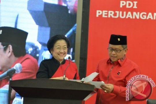 Megawati tegaskan dia tak pernah minta sesuatu ke calon kepala daerah
