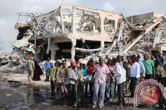 Empat tewas dalam ledakan bom pinggir jalan di Mogadishu