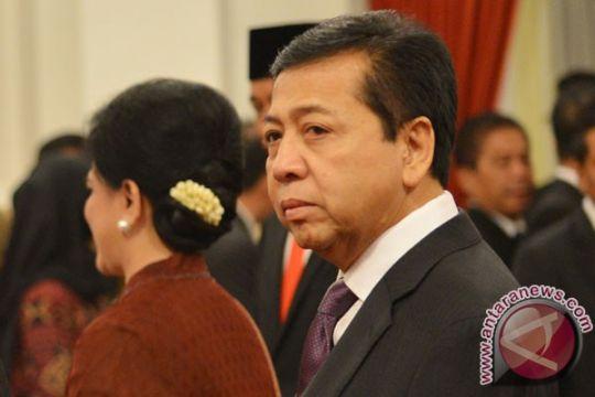 KPK pelajari dua surat ketidakhadiran Novanto