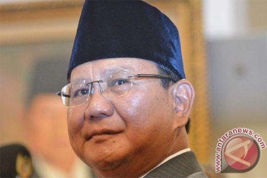"Prabowo minta Sudirman-Ida lakukan ""revolusi putih"" di Jawa Tengah"