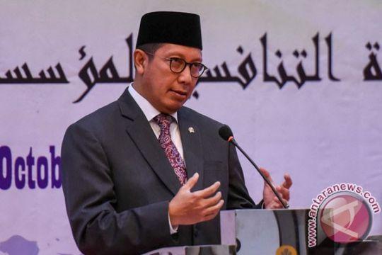 Menteri agama janji bangun tempat ibadah di kampung multikultur