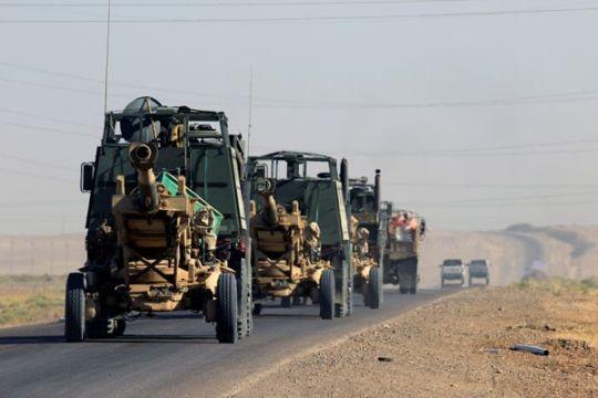 Tiga polisi Irak tewas ditangan kelompok bersenjata di Kirkuk