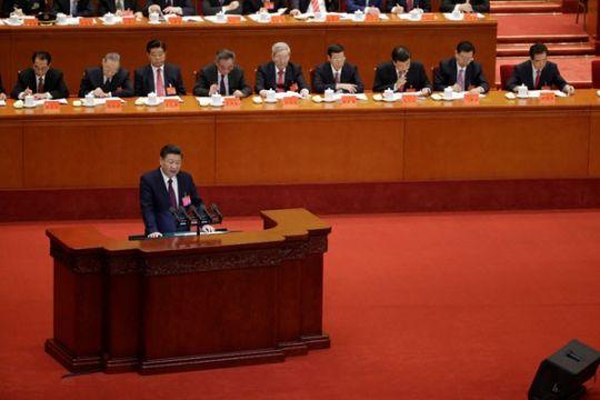 Xi Jinping kembali pimpin Partai Komunis China