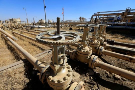 Milisi serang dua sumur minyak di Irak utara