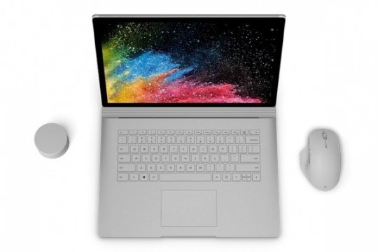 Microsoft garap Surface dengan layar  yang dapat dilipat