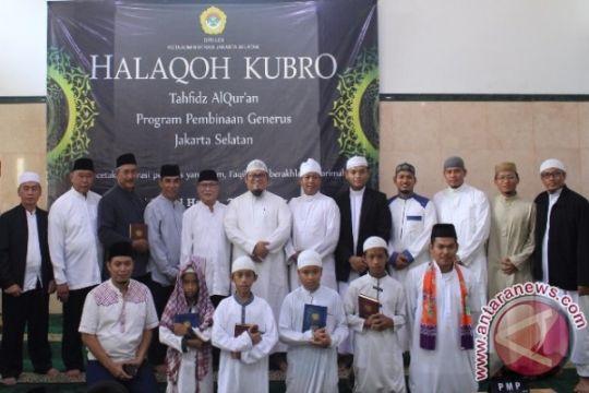 LDII Jakarta Selatan fasilitasi penghafal Quran