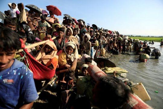 Myanmar perintahkan warga Rohingya untuk tinggalkan zona perbatasan