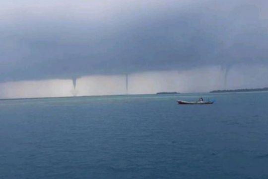 BMKG: wilayah pesisir Cirebon potensi puting beliung