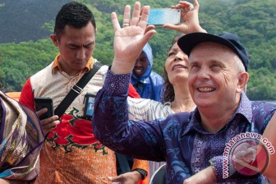 Dubes AS kunjungi puskesmas Lempuing, Bengkulu