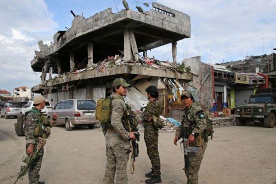 Indonesia pelajari penanganan teroris di Marawi