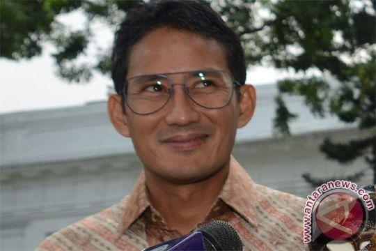 """Sandiaga ingin Jakarta menjadi """"Green City"""""""
