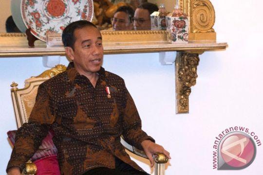 Presiden terima pengurus Persekutuan Gereja-gereja Pentakosta Indonesia
