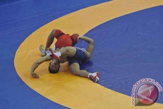 Gulat optimistis sumbang emas Asian Games
