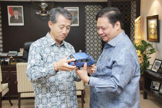 Indonesia-Korea Selatan perkuat kerja sama tiga sektor industri